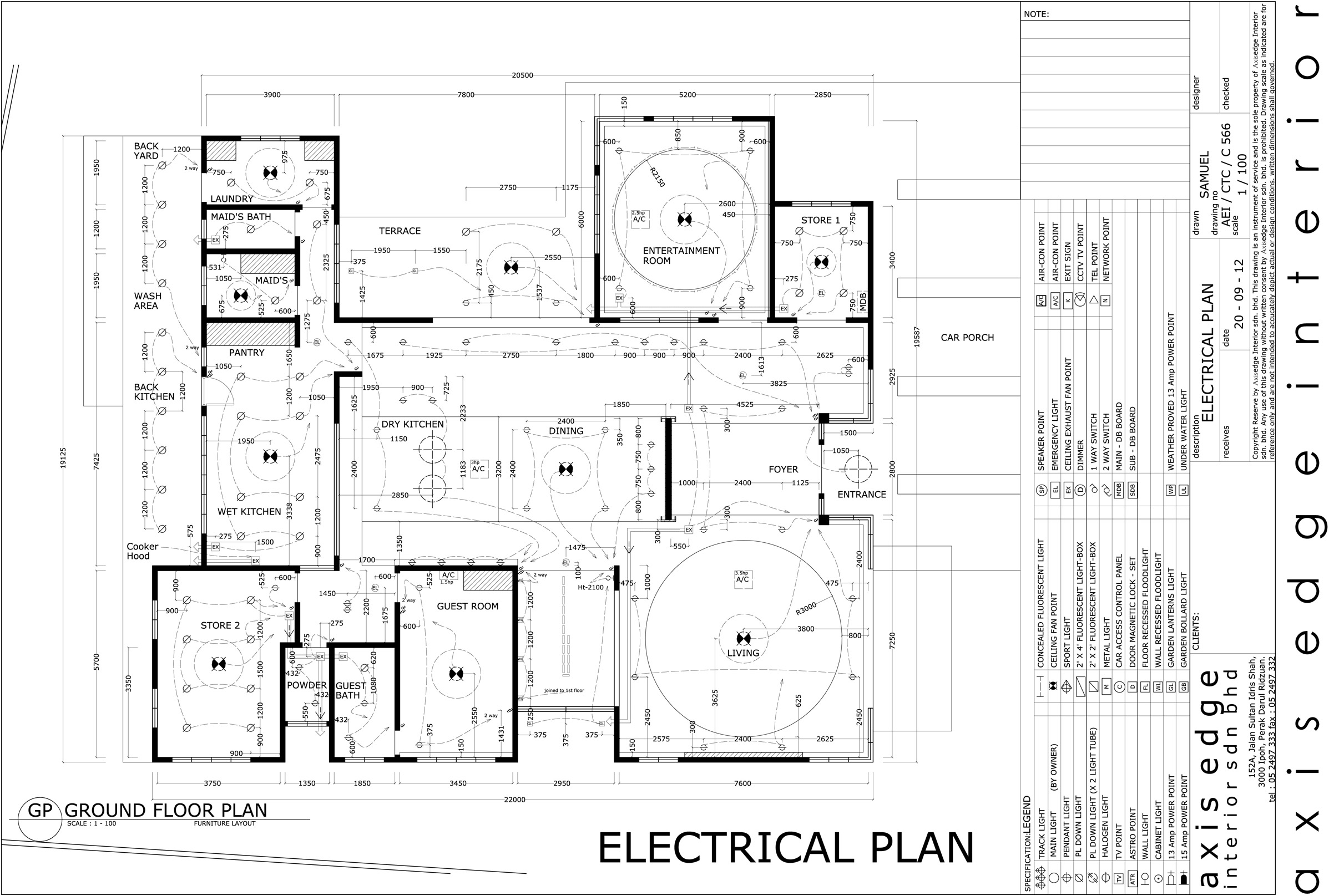 electrical design  electrical design drawings checklist